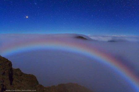 Волшебный мост между небом и землей