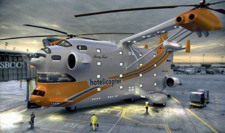 VIP вертолет