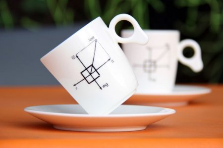 Антигравитационная чашка