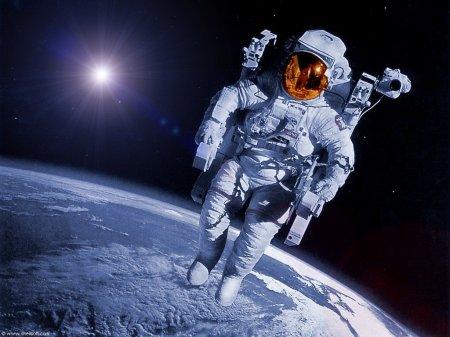 Космическая история