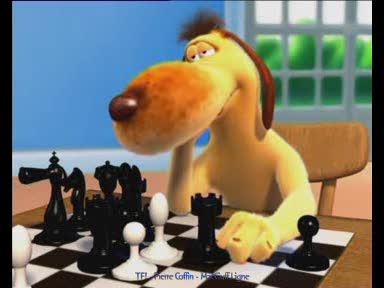 Как развлечь себя, играя в шахматы.