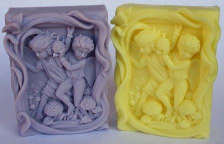 Необычные формы для мыла