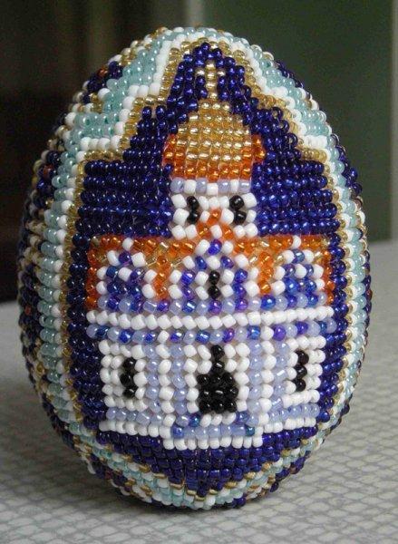 Идеи декорирования пасхальных яиц