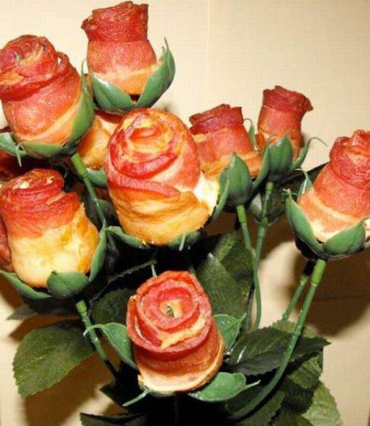 Розы для вегетарианки