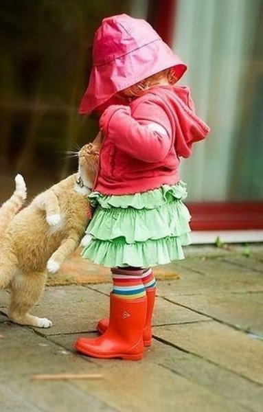 Красная Шапочка, верни мои сапоги!