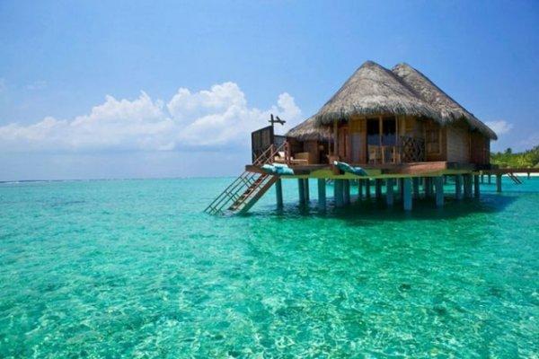Курорт Kanuhura Maldives на Мальдивских островах