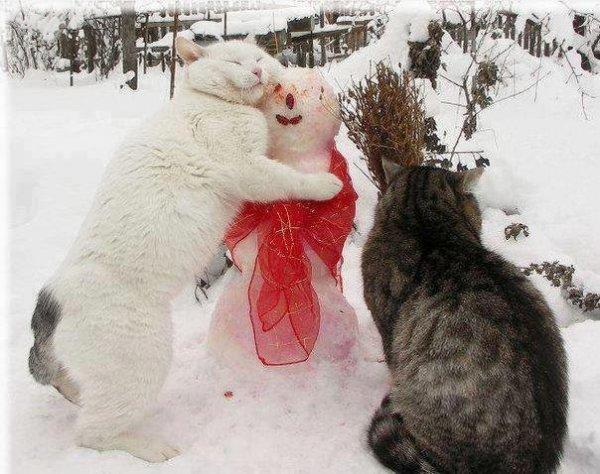 Новогоднее зверье