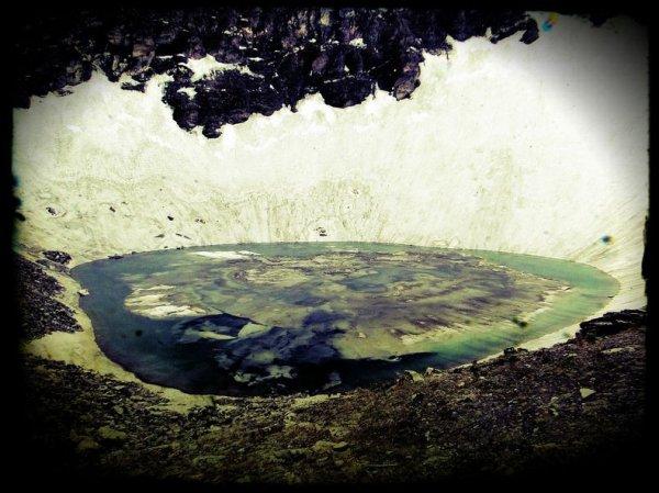 Рукпунд - озеро скелетов