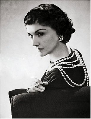 Image result for coco chanel pearl necklace