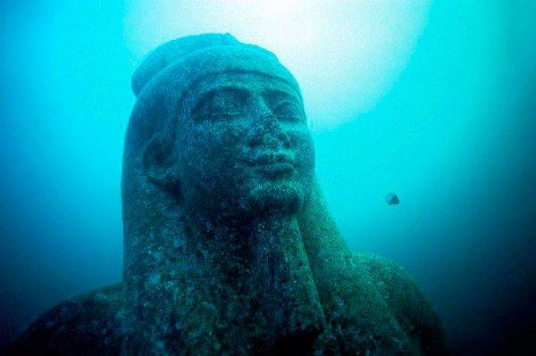 1200 лет под водой