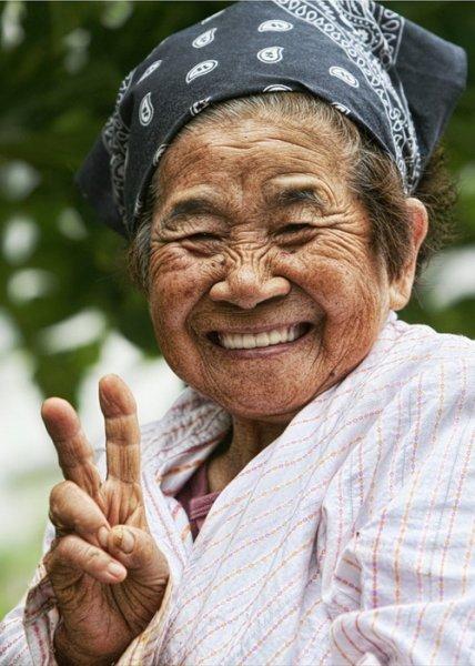Страна счастливых долгожителей