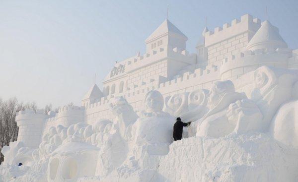 Снежное искусство