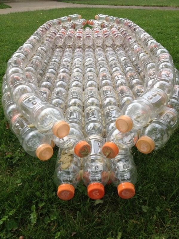 Как можно сделать из пластиковой бутылки своими руками 3